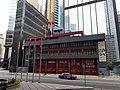 HK WC 灣仔 Wan Chai 港灣道 Harbour Road 港灣消防局 Kong Wan Fire Station n Central Plaza June 2020 SS2.jpg