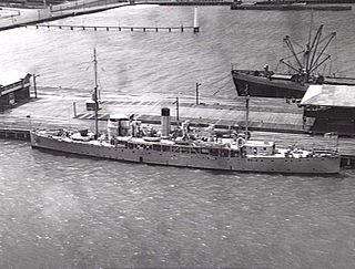 HMAS <i>Moresby</i> (1918) ship