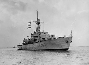 "HMS ""Kenilworth Castle"""