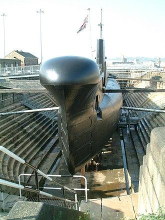 HMS Ocelot (S17) - Image: HMS Ocelot (S17) by Mark.murphy