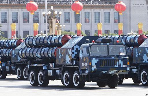 HQ-9 at the China's 60th anniversary parade