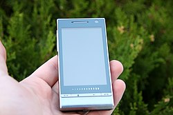 HTC Touch Diamond2 20090313.jpg