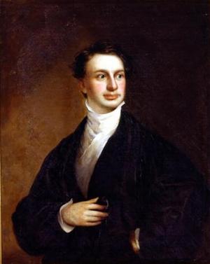 Thomas Badger - Image: HW Longfellow ca 1829 by Thomas Badger Maine Hist Soc