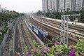 HXD1C拉敞车经过广园快速路人行天桥 20190331 155519.jpg