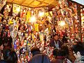 Hagoita fair, Asakusa, Tokyo, Japan.JPG