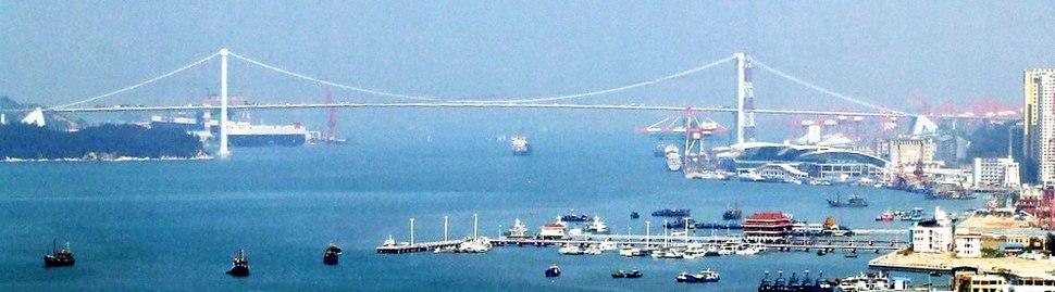 Haicang Bridge cropped