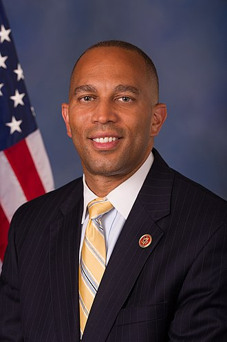 Hakeem Jeffries - Image: Hakeem Jeffries official portrait