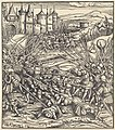Hans Burgkmair I, Battle of the Foot Soldiers with Lances, NGA 50907.jpg