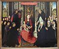 Hans Memling La Vierge et l Enfant entre Saint Jacques et Saint Dominique 1488 1490.jpg