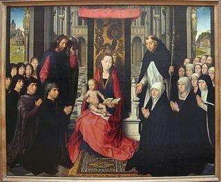 Hans Memling Flemish painter