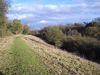 Chilswell village in United Kingdom