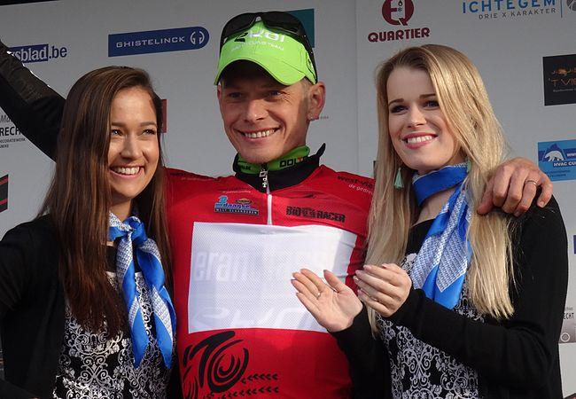 Harelbeke - Driedaagse van West-Vlaanderen, etappe 1, 7 maart 2015, aankomst (B41).JPG