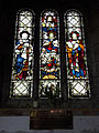 Harlaxton Ss Mary and Peter - interior North Aisle window.jpg
