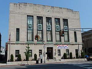 Harrison, New Jersey - Town Hall