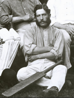 Harry Charlwood English cricketer