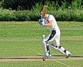 Hatfield Heath CC v. Netteswell CC on Hatfield Heath village green, Essex, England 17.jpg