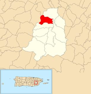 Hato, San Lorenzo, Puerto Rico Barrio of Puerto Rico