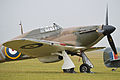 Hawker Hurricane IIa 'P3351 - K' (F-AZXR) (14081180401).jpg