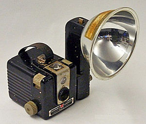 Brownie (camera) - Image: Hawkeye brownie
