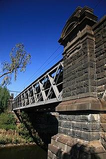 Lilydale railway line