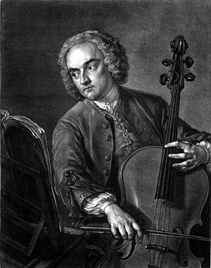 John Hebden - John Hebden.  An engraving from a portrait by Philippe Mercier, c. 1740-01.