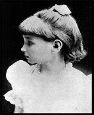 Ivy Green - Helen Keller, age 7