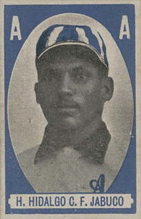 Heliodoro Hidalgo Cuban baseball player