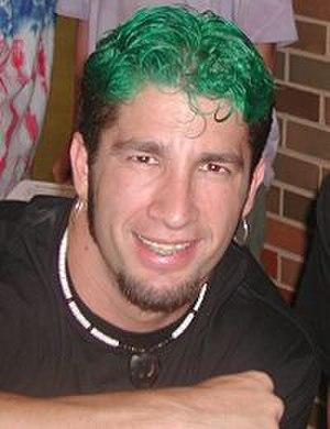 Gregory Helms - Helms at an autograph signing in June 2002