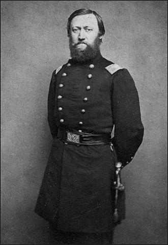Henry Warner Birge - Birge in colonel's uniform