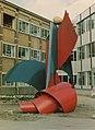 Heppe de Moor De Beeldhouwer, Stadsdeelraad Rotterdam 1991.jpg
