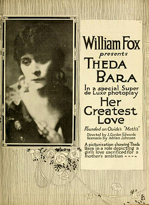 Her Greatest Love - Film poster