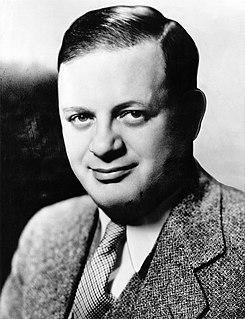 Herman J. Mankiewicz American screenwriter (1897–1953)