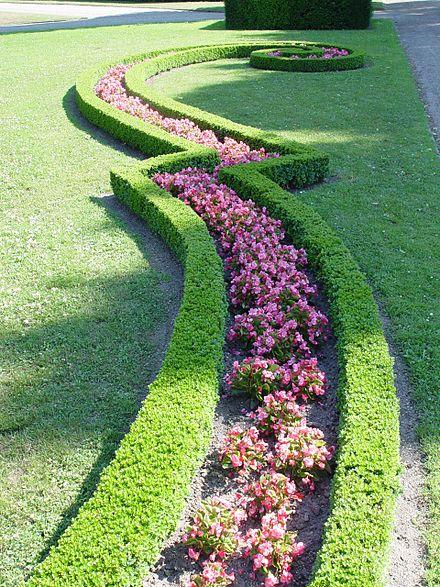 barockgarten - wikiwand, Gartenarbeit ideen