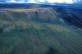 Alta tundra alpina Noatak Nazionale Preserve.jpg