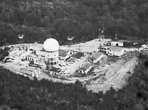 Highlands Air Force Station - Image: Highlands AFS 1960