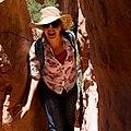 Hiking in the Fiery Furnace (8043878130).jpg