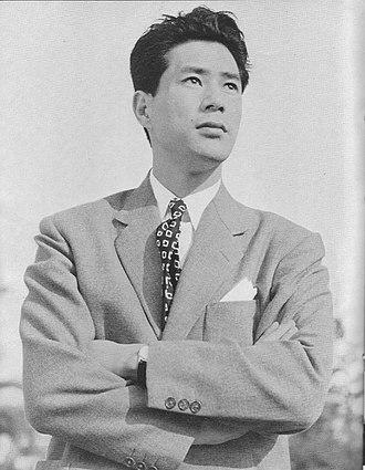 Hiroshi Koizumi - Hiroshi Koizumi. taken in 1955.