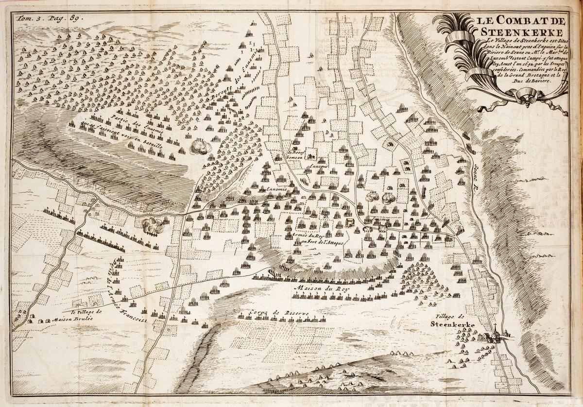 Schlacht bei steenkerke wikipedia Histoire des jardins wikipedia