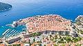 Historical center of Dubrovnik in Croatia (48612638358).jpg