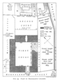 Historical plan of Magdalene College, Cambridge (1897) - cambridgedescri00atkiuoft 0558.png