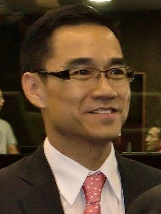 2009 Macanese legislative election - Image: Ho Ion Sang (cropped)