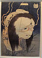 Hokusai, cento storie (di fantasmi), il fantasma di Oiwa-san, 1831-32.jpg