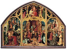 Holbein – S. Paolo fuori le mura – Basilica Cycle 5