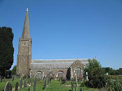 Holbeton, All Saints