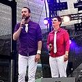 Holger Edmaier und Vanessa Maurischat - ColognePride 2011 (7439).jpg