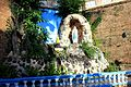 Holy Cross Nabua Lourdes.JPG