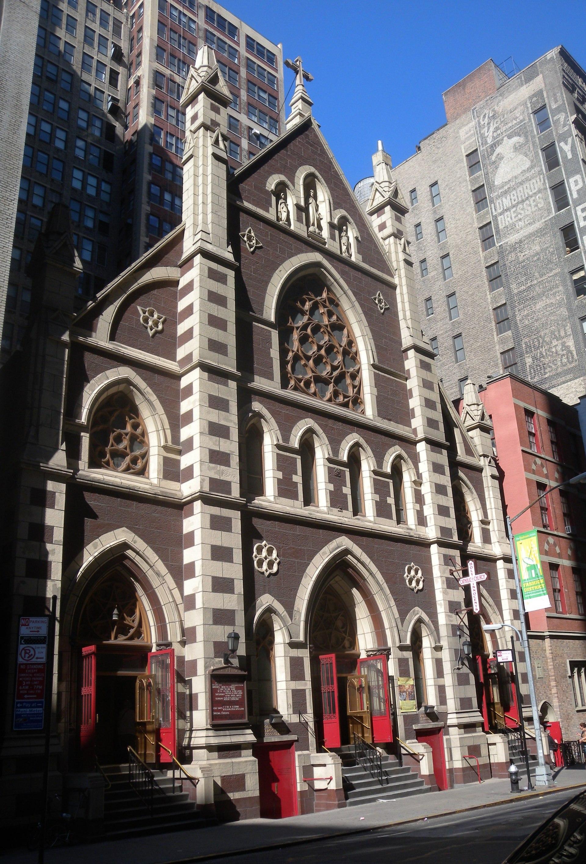 Holy Innocents Church (New York City) - Wikipedia