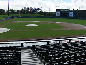 Champion Stadium - Image: Home Of The Braves
