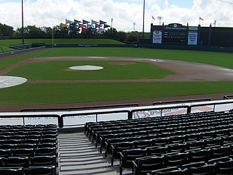 Champion Stadium - Image: Home Of The Braves