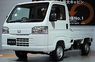 Honda Acty car model